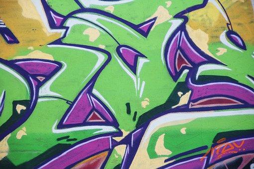 Graffiti Art, Graffiti Wall, Graffiti, Street Art