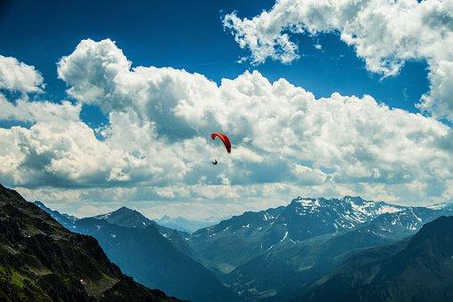 Hochjoch, Schruns, Montafon, Vorarlberg, Austria