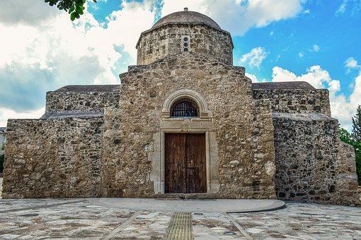 Cyprus, Empa, Church, Architecture, Orthodox, Religion
