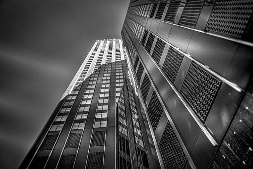 Tower, Skyscraper, Architecture, City, Urban, Buildings