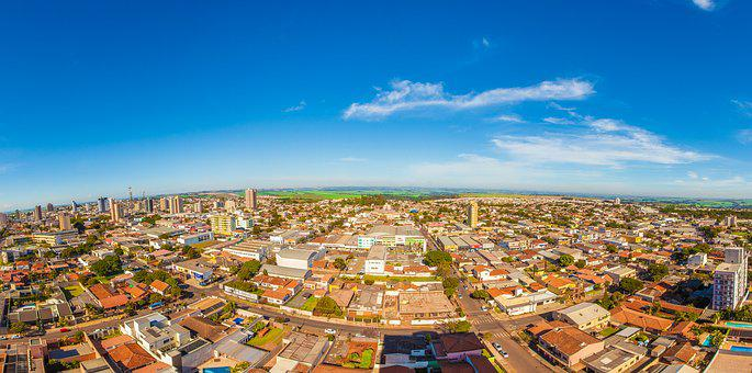 Arapongas, City, Paraná, Brazil, Best Of The Wheat