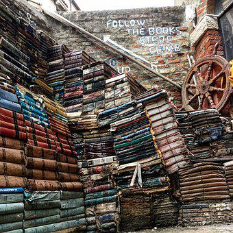 Venice, Book, Books, Shop, Read, Library, Stories