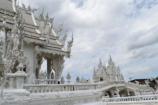 White Temple, White, Buddhist