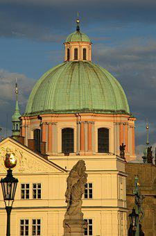 St, Francis, Seraphicus, Church, Prague, Building