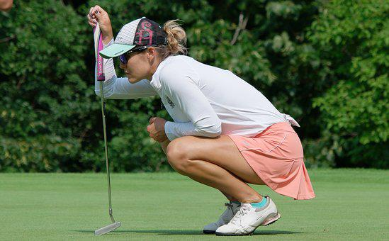 Selanee Henderon, Golfer, Golfing, Symetra Tour