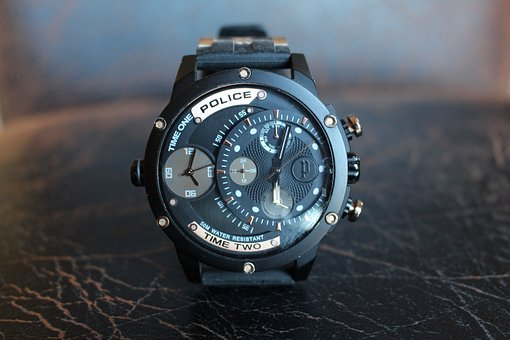Wrist Watch, Time, Hours, Minutes, Seconds, Timepiece