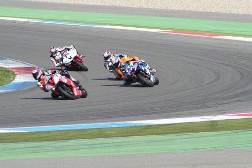 Race, Motorcycle Racing, Motorcycle, Racing, Motorsport