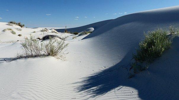 Nature, Dune, Sand, Landscape, Desert, Hot, Dry, Arid