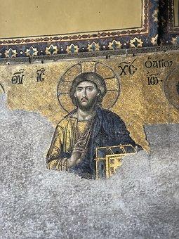Art, People, Old, Architecture Jesus Christ