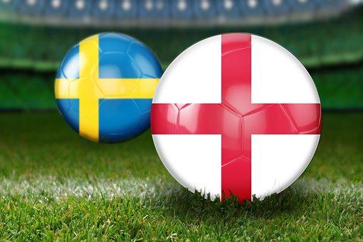 Quarter-finals, World Cup 2018, Russia, Sweden, England