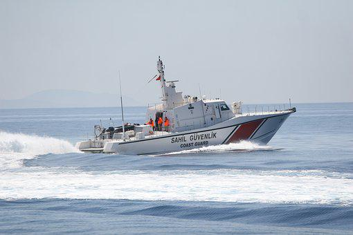 Coast Guard, Search, Recovery, Military, Marine, Beach