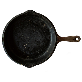 Skillet, Frying Pan, Pan, Frypan, Cooking Pan, Metal
