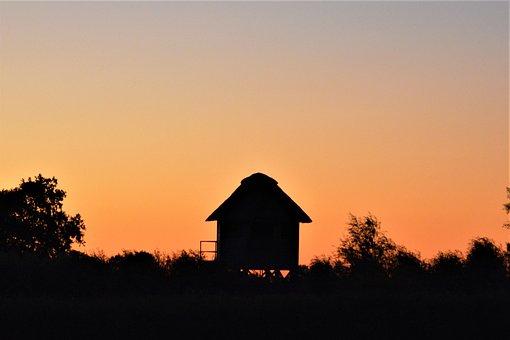 Sunset, Landscape, Nature, Sunrise, Sky, Sunlight