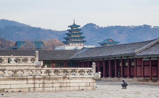 South Korea, Palace, Traditional, History