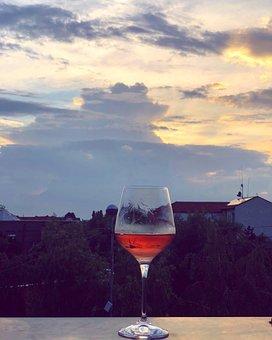 Heaven And Wine, Panoramic, Nature, Sky, Travel, Water