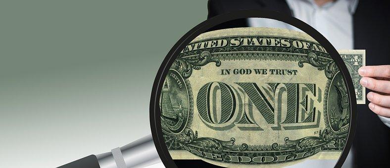 Dollar, Trust, Economy, Usa, God, Business