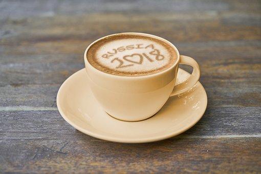World Cup 2018, Football, Break, Coffee Break