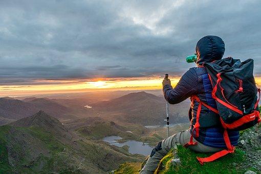Travel, Destination, Peak, Adventure, Hiking, Mountain