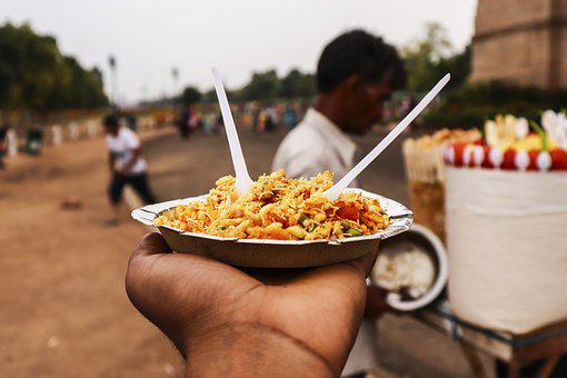 Food, India Gate, Indian, Delhi, Asia, Structure, Way
