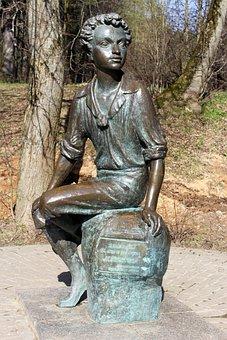 Monument, Bol'shiye Vyazemy Zakharovo