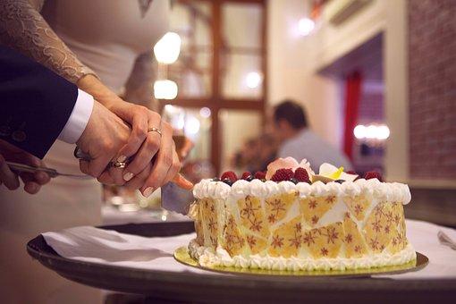 Cake, Wedding Cake, Wedding, Celebration, Dessert