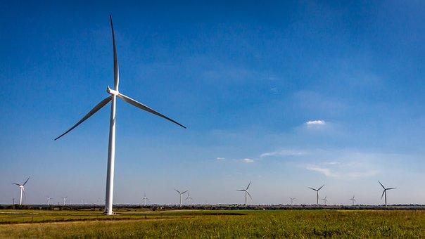 Wind, Turbine, Energy, Sky, Windmills, Generator