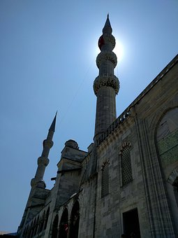 Istanbul, Temple, Great