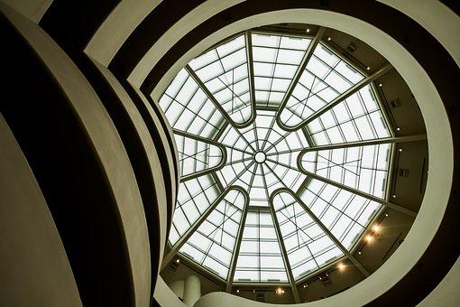 New York, Guggenheim, Museum, Contemporary Art