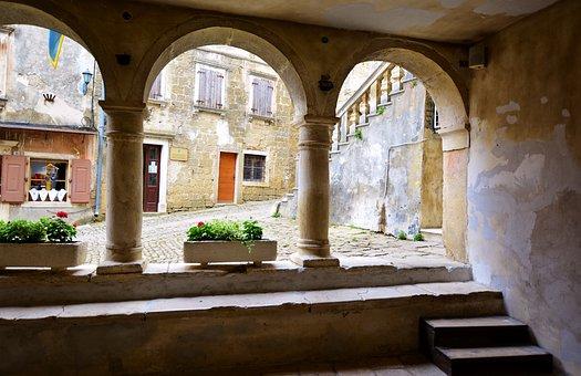 Istria, Village, Historical, Adriatic Sea