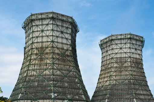 Power Plant, Hot Water Boiler, Power Generation
