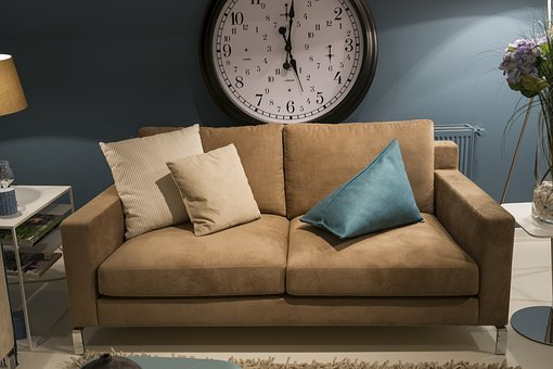 Home, Armchair, Furniture, Comfortable, Room, Inner