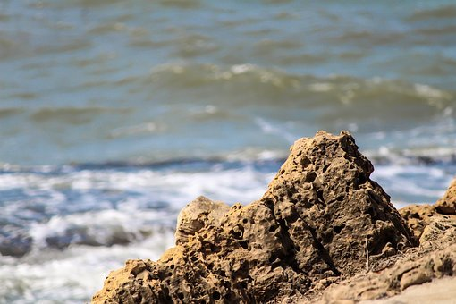 Water, Seashore, Sea, Ocean, Rock, Outdoors, Wiws