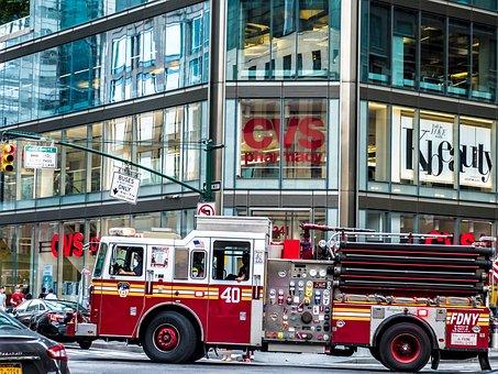 New York, Fire, Water, Urgency, Danger, Speed, Emotion
