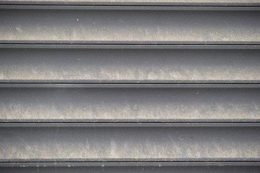 Blinds, Texture, Metal, Design, Closed, Structure, Door