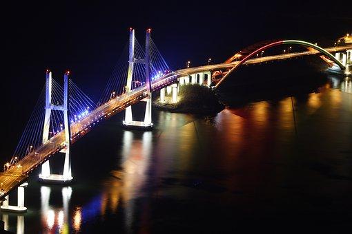 South Sea, The Window Line, Samcheonpo, Bridge