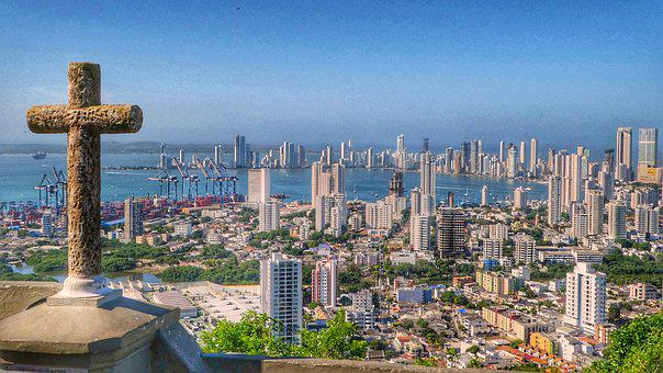 Colombia, Cartagena, World Heritage Site