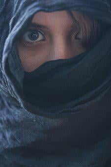 Woman, Cover, Overview, Eyes, Girl, Fashion, Face
