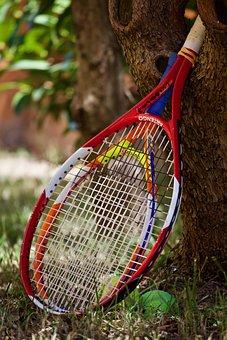 Tennis, Tennis Rackets, Balls, Sport, Sports, Fun, Game