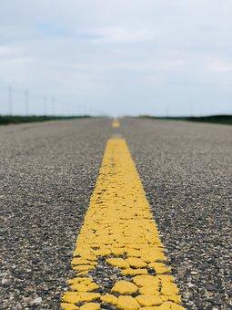 Journey, Highway, Underarm, Scenery, Color, Memories
