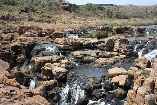 River, Nature, Landscape, Water, Flowing