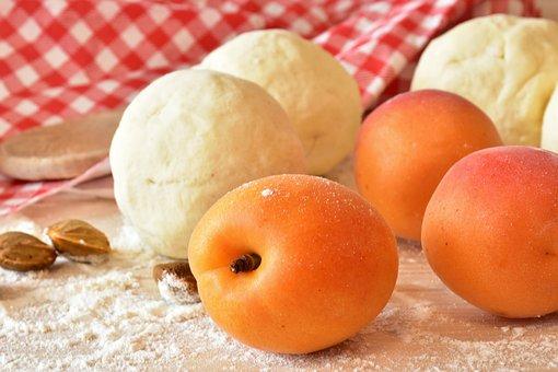 Marillenknödel, Apricot Dumplings, Dumpling, Raw, Dough