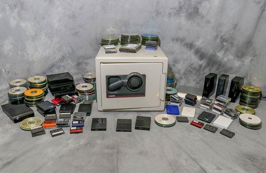 Storage, Byte, Megabyte, Digital Archive
