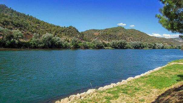 River, Mountains, Tourism, Nature, Landscape