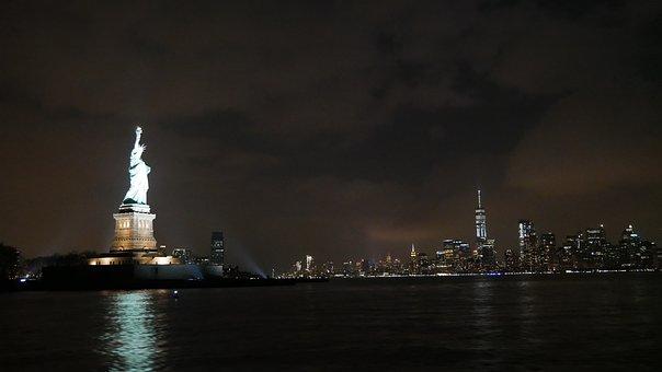 Ny, New York, Liberty
