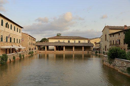 Borgo, Ancient, Italy, Romano, Tourism, Historian, Alte