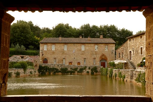 Terme, Ancient, Romans, Archaeology, Attraction