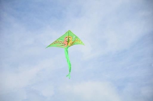 Snakes, Air, Flight, Toys, Sky