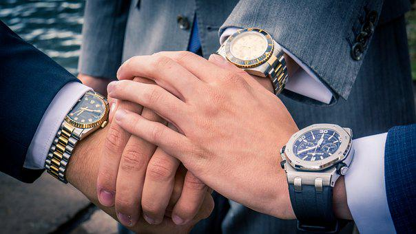 Watches, Business, Style, Work, Clock, Pen, Rolex