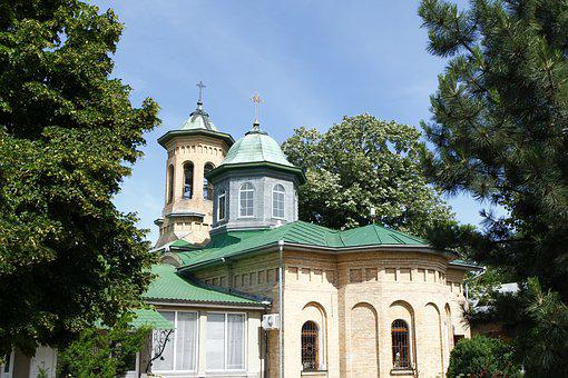 Temple, Monastery, Church, Orthodoxy, Religion, Vera