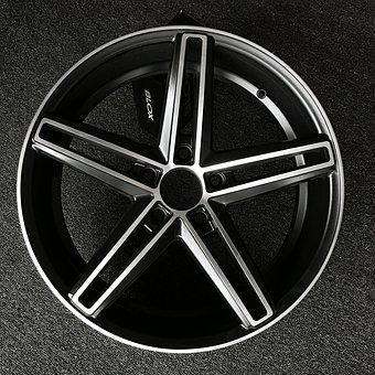Wheel Hub, Car Wheels, Alloy Wheels